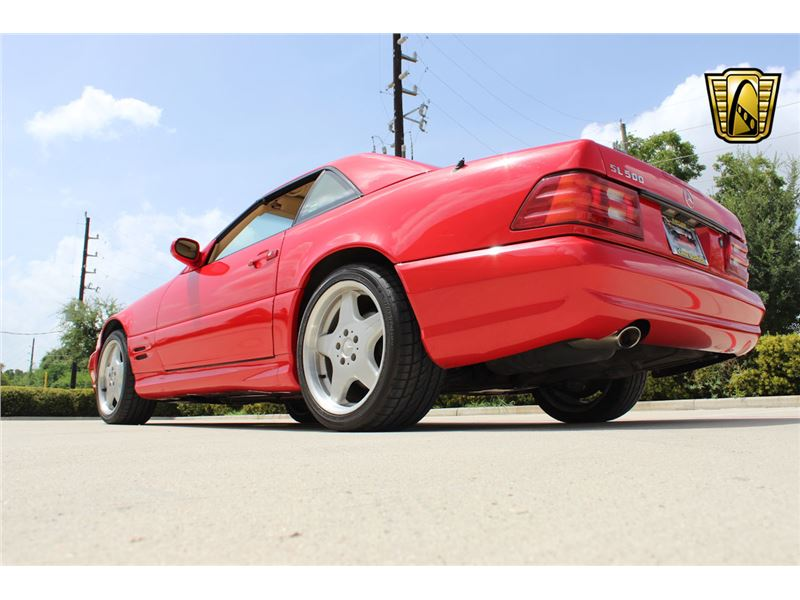 2001 Mercedes-Benz SL500 for sale in for sale on GoCars