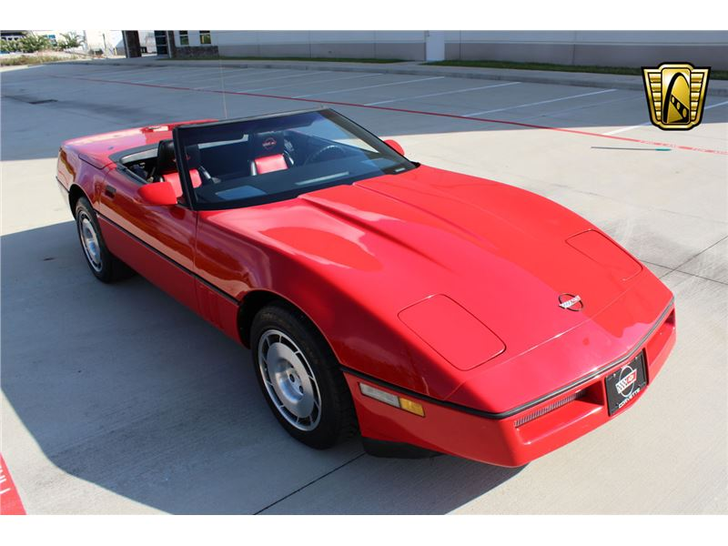 1986 Chevrolet Corvette for sale in for sale on GoCars