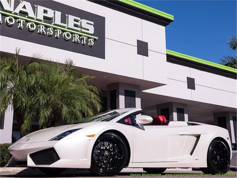2012 Lamborghini Gallardo LP 560-4 Spyder for sale in for sale on GoCars