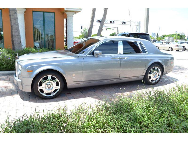 2006 Rolls-Royce Phantom for sale in for sale on GoCars