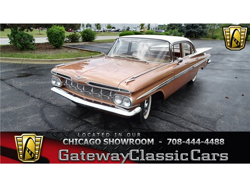 1959 Chevrolet Impala for sale in for sale on GoCars