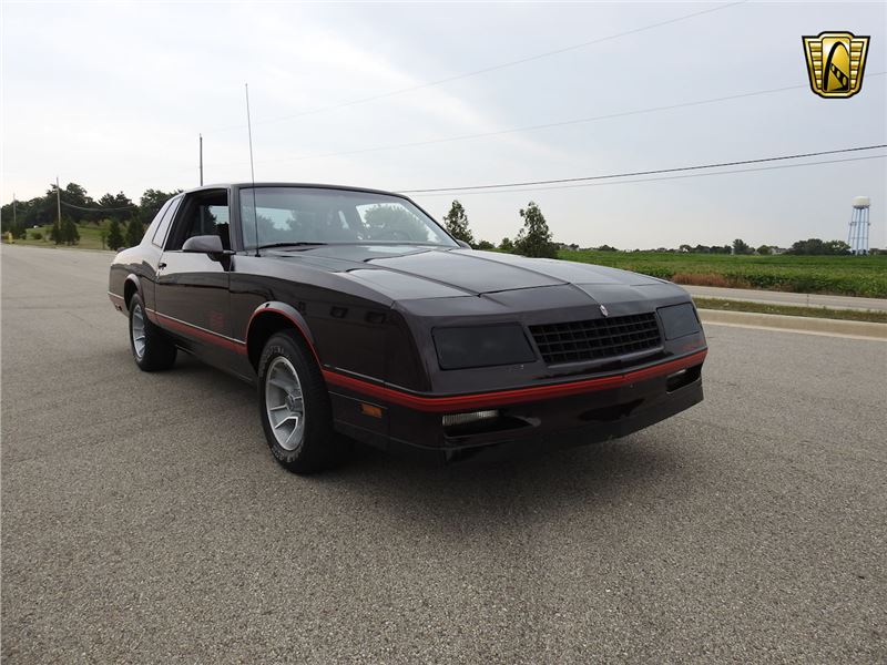 1987 Chevrolet Monte Carlo for sale in for sale on GoCars