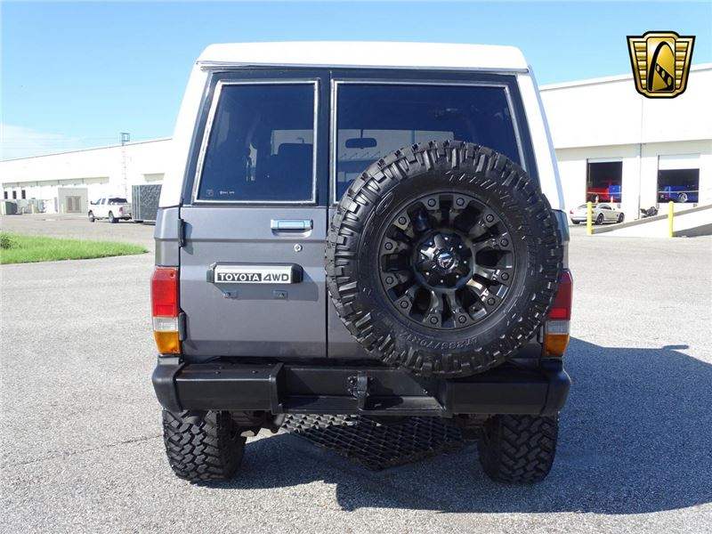 1987 Toyota Land Cruiser for sale in for sale on GoCars