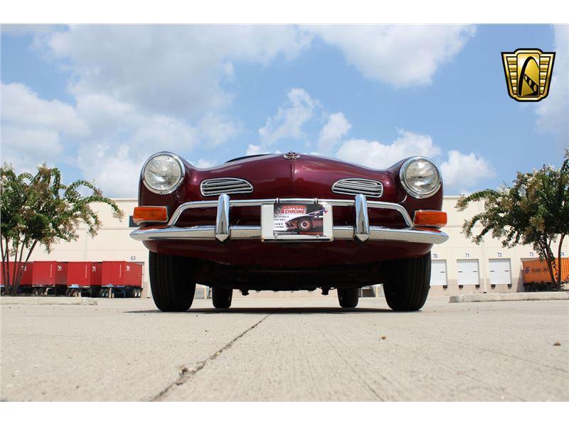 1971 Volkswagen Karmann Ghia for sale in for sale on GoCars