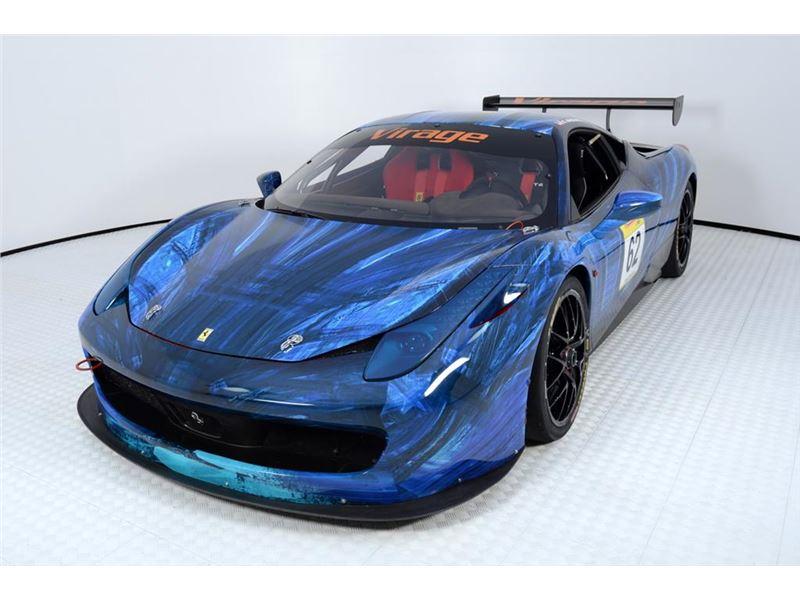 2011 Ferrari 458 Challenge For Sale Gc 35456 Gocars
