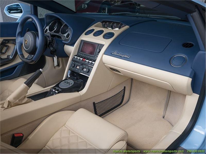 2014 Lamborghini Gallardo LP 560-4 Spyder for sale in for sale on GoCars