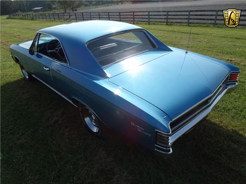1967 Chevrolet Chevelle for sale in for sale on GoCars
