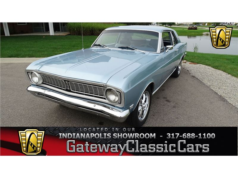 1969 Ford Falcon for sale on GoCars