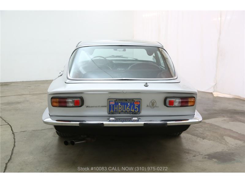 1966 Maserati Mistral 4.0 for sale in for sale on GoCars