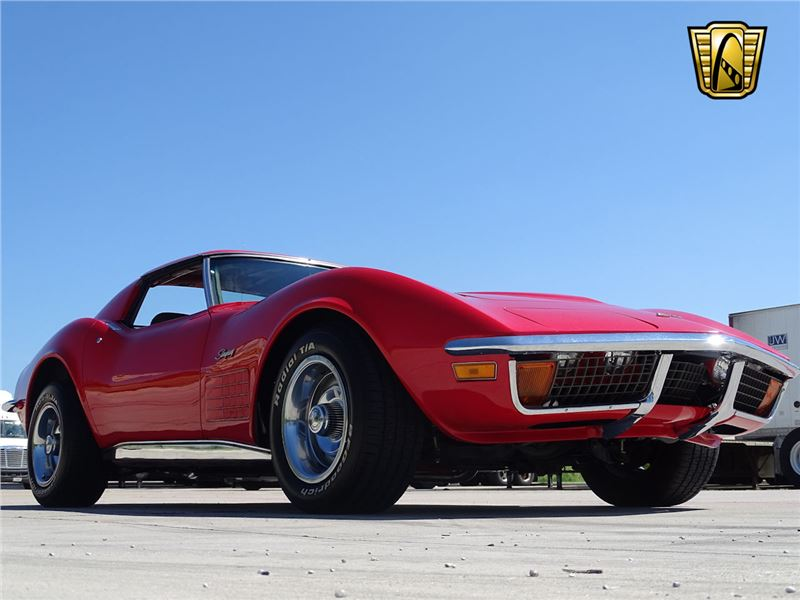 1972 Chevrolet Corvette for sale in for sale on GoCars