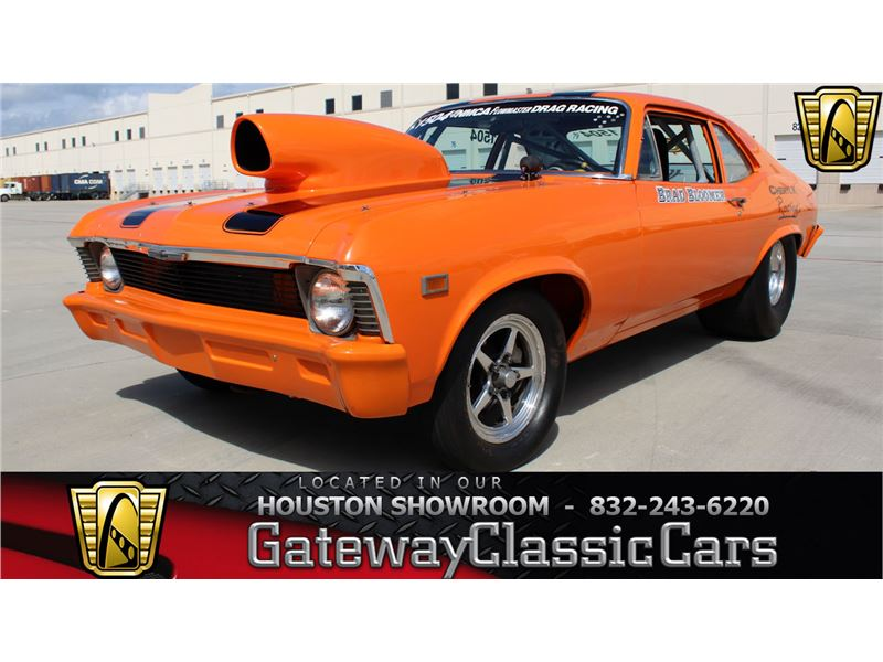 1969 Chevrolet Nova for sale in for sale on GoCars