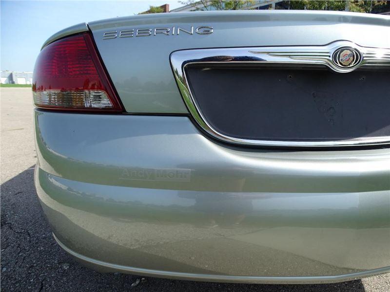 2004 Chrysler Sebring for sale in for sale on GoCars