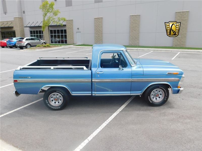 1972 Ford Styleside for sale in for sale on GoCars