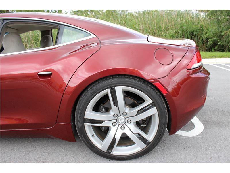2012 Fisker Karma Chic for sale in for sale on GoCars