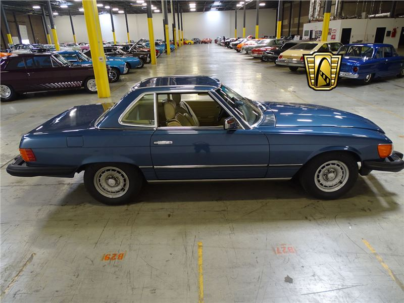 1983 Mercedes-Benz 380SL for sale in for sale on GoCars