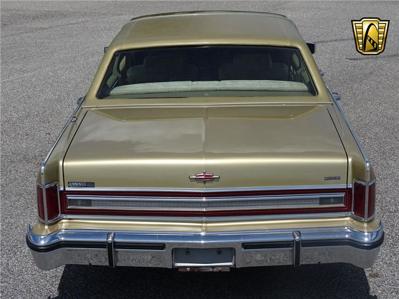 1979 Lincoln Town Car for sale in for sale on GoCars