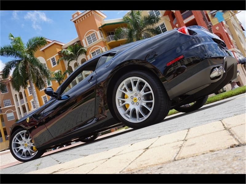 2009 Ferrari 599 GTB Fiorano for sale in for sale on GoCars