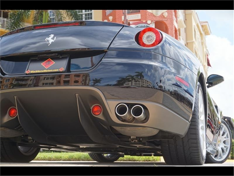 2009 Ferrari 599 GTB Fiorano for sale in for sale on GoCars