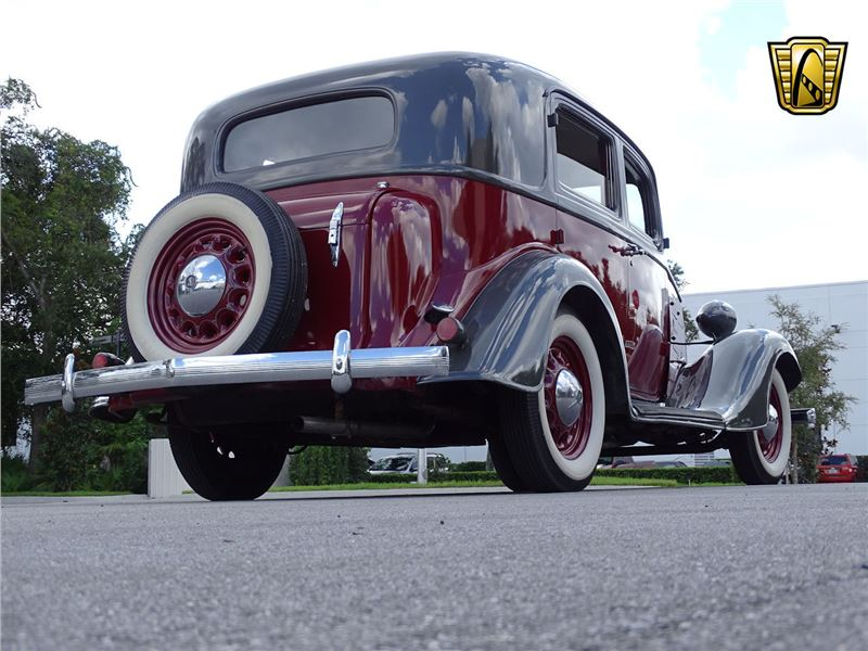 1934 Nash LaFayette for sale in for sale on GoCars