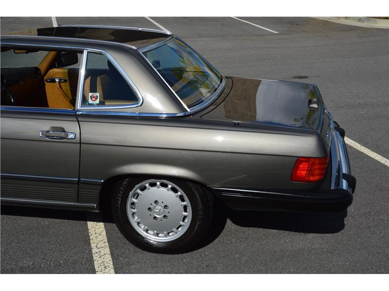 1988 Mercedes-Benz 560SL for sale in for sale on GoCars