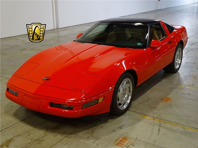 1996 Chevrolet Corvette for sale in for sale on GoCars