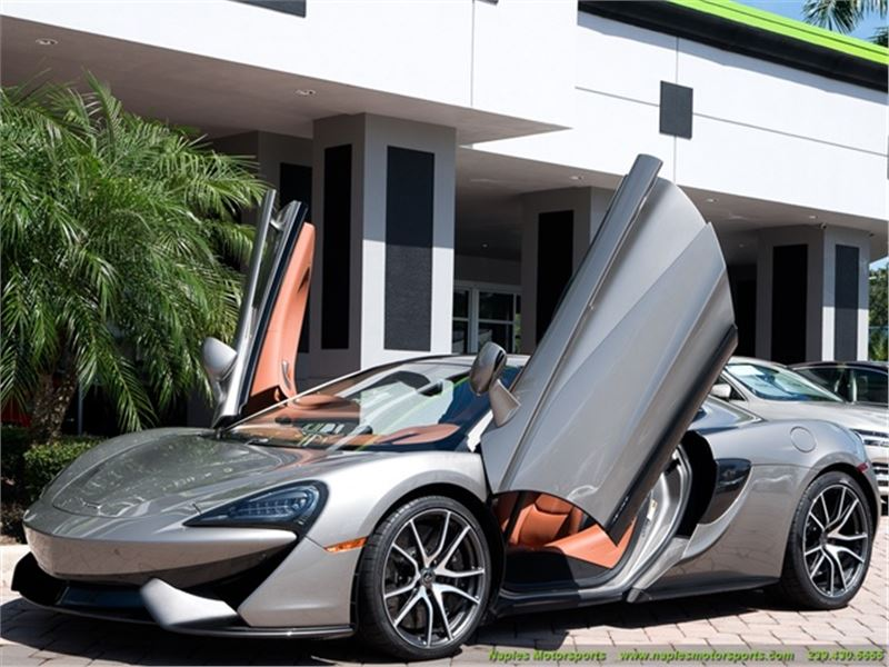 2017 McLaren 570 GT for sale in for sale on GoCars