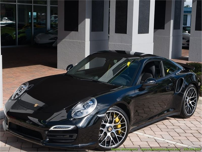 2014 Porsche 911 Turbo for sale in for sale on GoCars