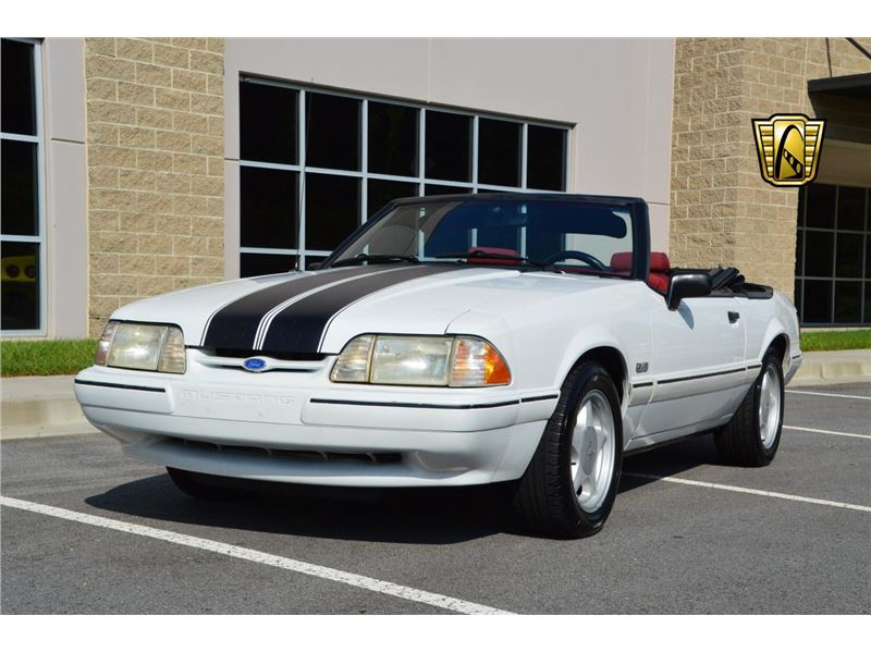 1992 Ford Mustang for sale in for sale on GoCars