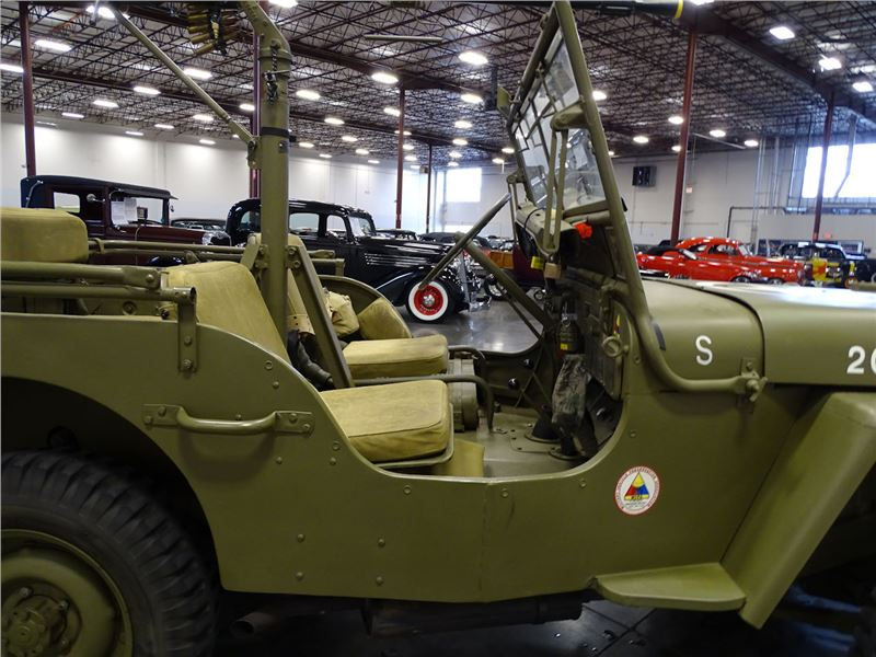 1945 Jeep Willys for sale in for sale on GoCars