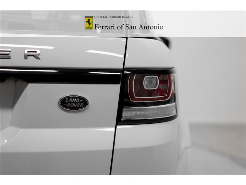 2016 Land Rover Range Rover Sport for sale in for sale on GoCars