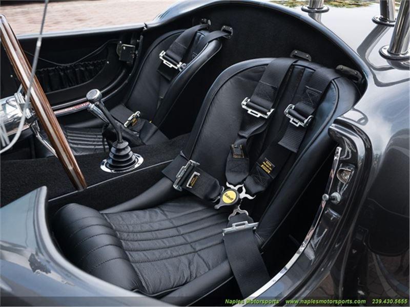 1965 Replica/Kit BackDraft Racing 427 Shelby Cobra Replica for sale in for sale on GoCars