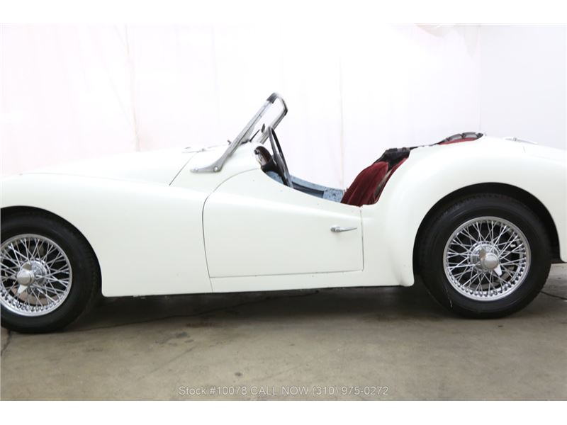 1959 Triumph TR3 for sale in for sale on GoCars