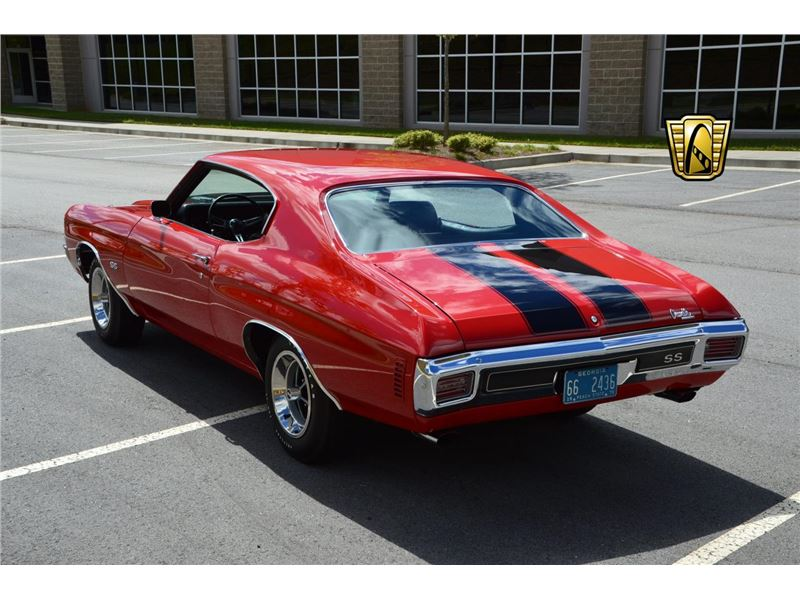 1970 Chevrolet Malibu for sale in for sale on GoCars