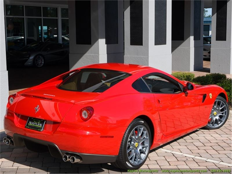 2007 Ferrari 599 GTB Fiorano for sale in for sale on GoCars