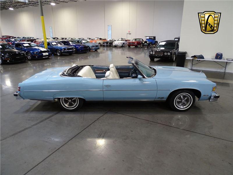 1975 Pontiac Grandville for sale in for sale on GoCars