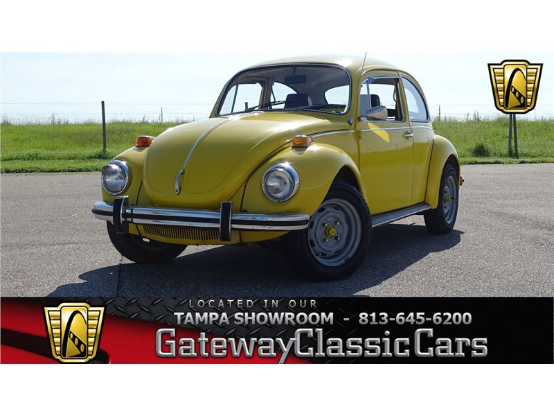 1971 Volkswagen Beetle for sale in for sale on GoCars