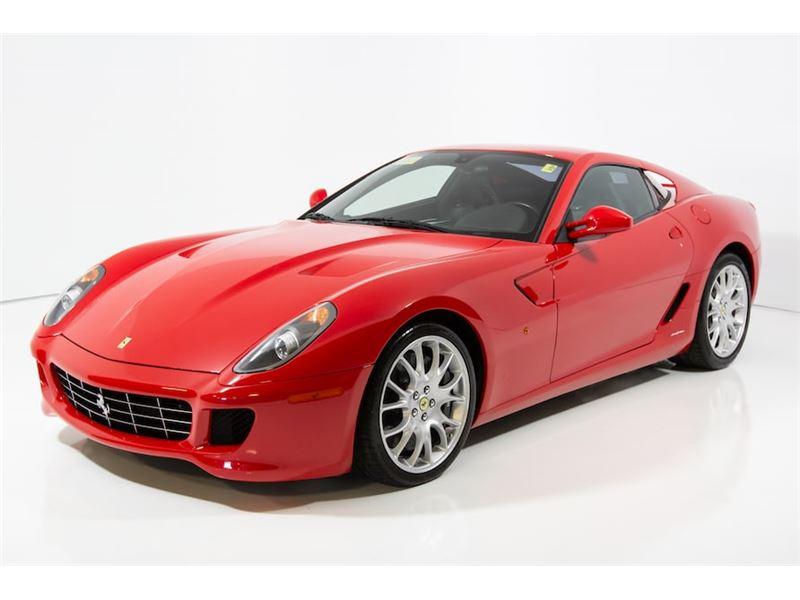 2007 Ferrari 599 GTB Fiorano for sale in for sale on GoCars