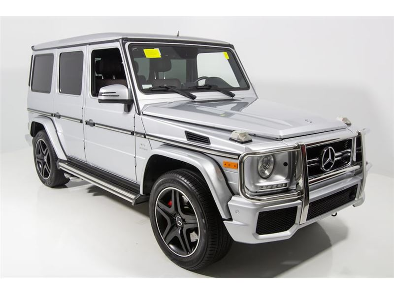2016 Mercedes-Benz AMG G for sale in for sale on GoCars