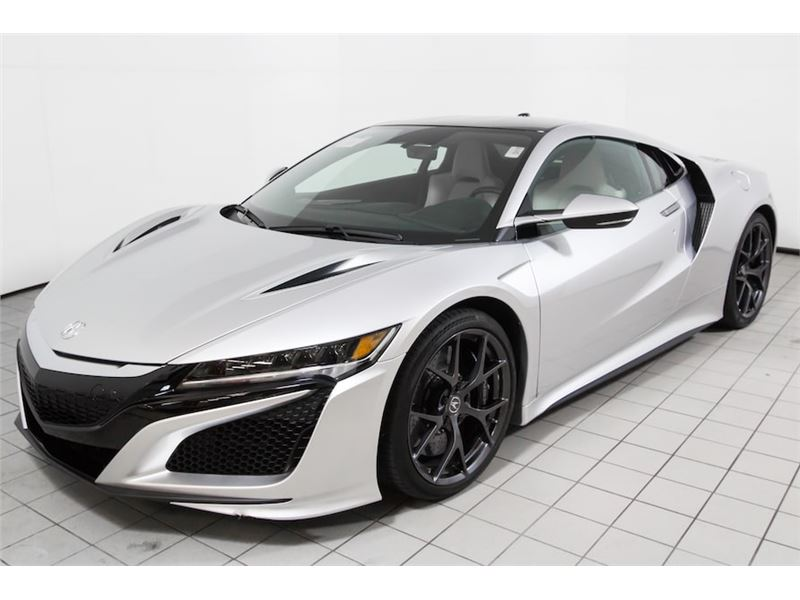 2017 Acura Nsx For Sale >> 2017 Acura Nsx For Sale On Gocars