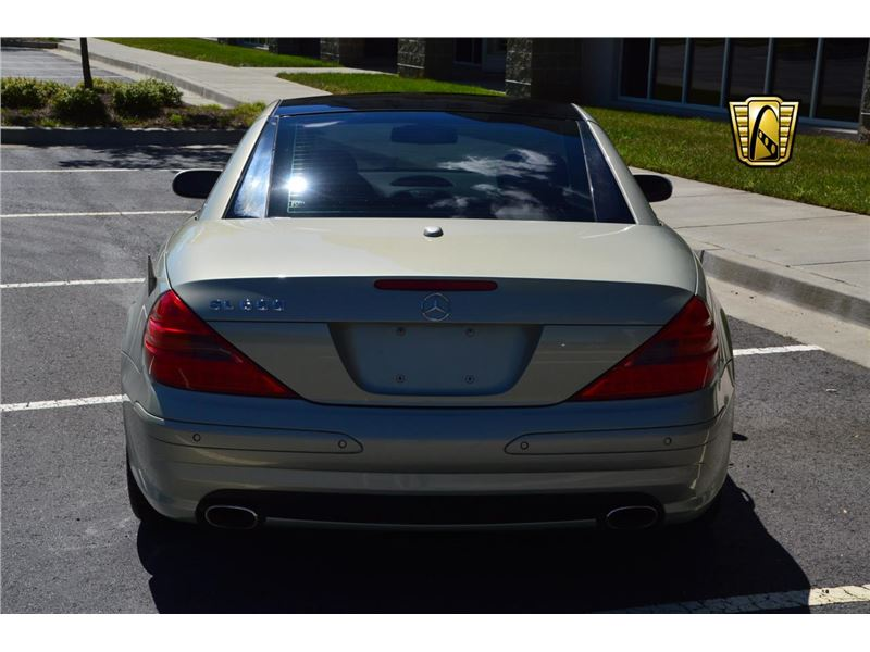 2004 Mercedes-Benz SL600 for sale in for sale on GoCars