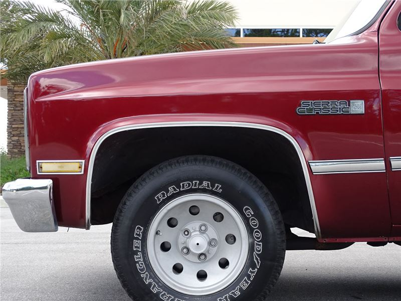 1984 GMC Sierra for sale in for sale on GoCars