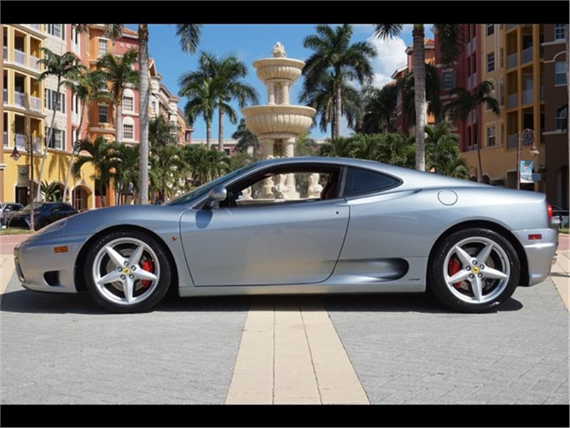 2000 Ferrari 360 Coupe for sale in for sale on GoCars