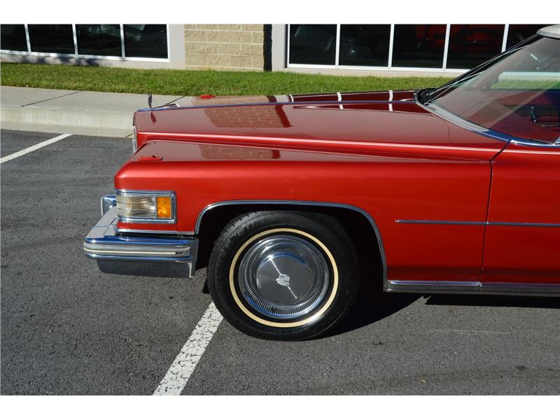 1976 Cadillac Coupe deVille for sale in for sale on GoCars