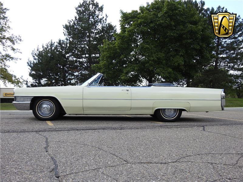 1965 Cadillac Deville For Sale Gc 35959 Gocars