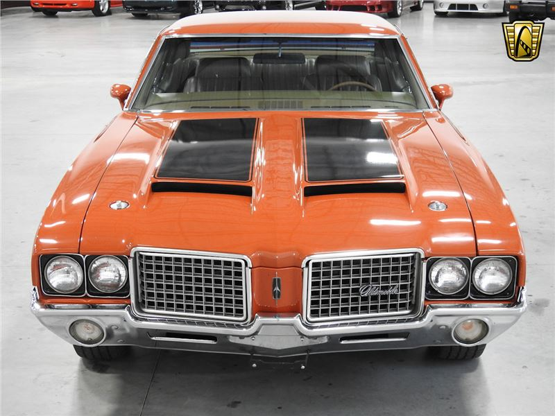 1972 Oldsmobile Cutlass for sale in for sale on GoCars