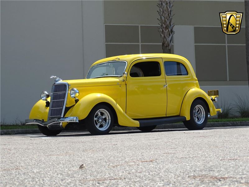 1935 Ford 2 Door Sedan for sale in for sale on GoCars