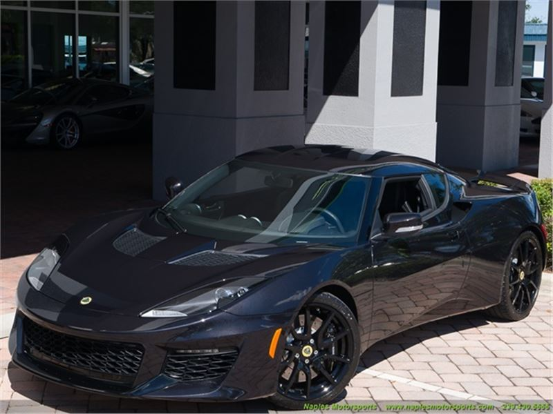 2017 Lotus Evora 400 for sale in for sale on GoCars