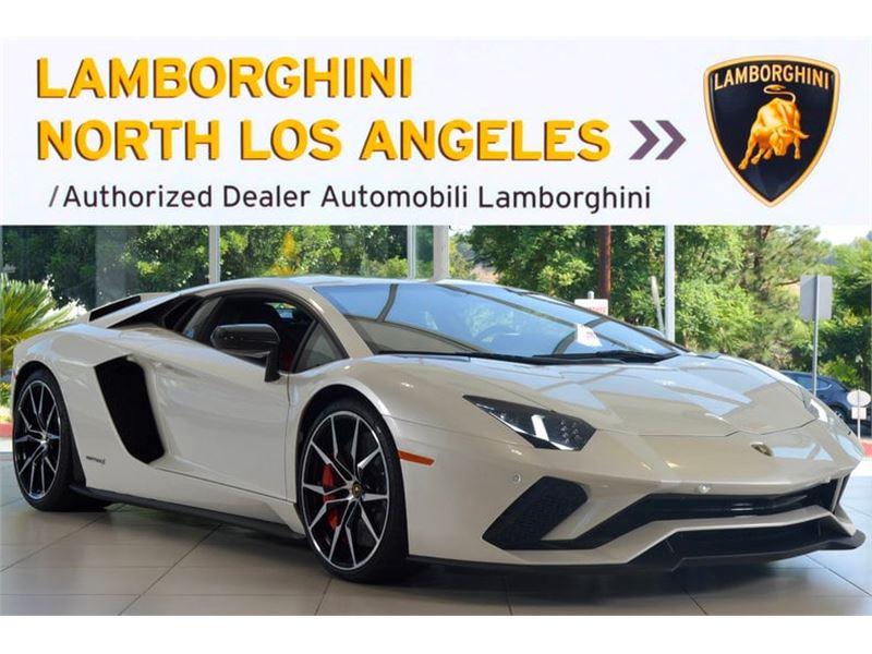 2017 Lamborghini Aventador S For Sale Gc 35993 Gocars