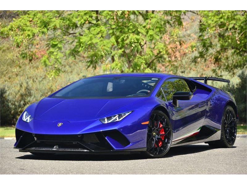 2018 Lamborghini Huracan Performante For Sale Gc 35995 Gocars