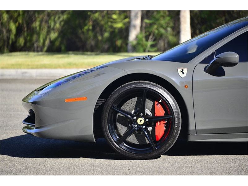 2015 Ferrari 458 Italia for sale in for sale on GoCars
